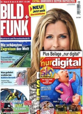 Bild + Funk mit nur digital