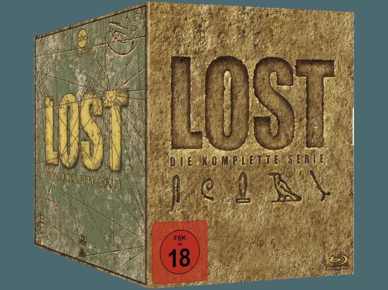 Lost Die komplette Serie 37 DVDs DVD