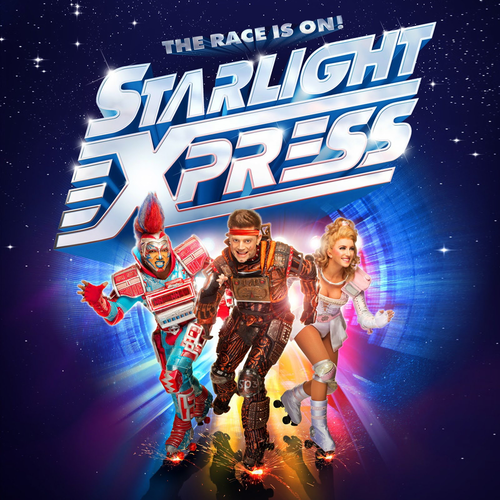 Starlight Express Wallpaper