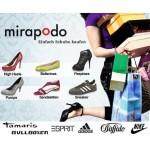 Mirapodo 17,87% auf Schuhe und Taschen