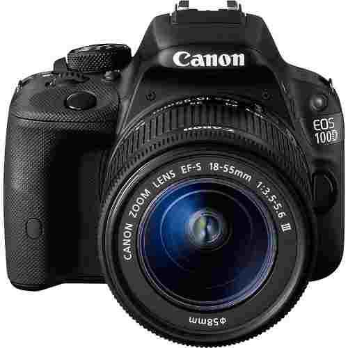 Canon Kamera EOS 100 DC KIT