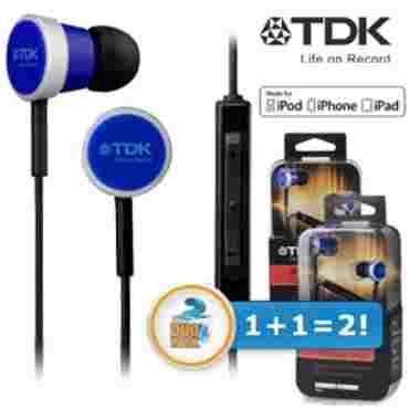 Duopack TDK Life on Record In-Ears