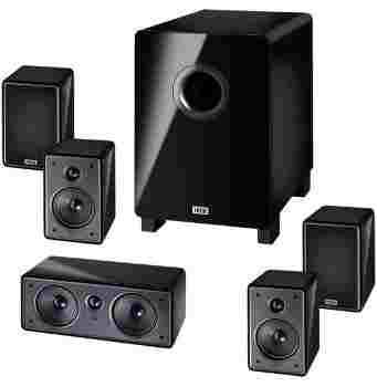 Heco Music Colors Cinema 5.1 A 5.1 Lautsprechersystem