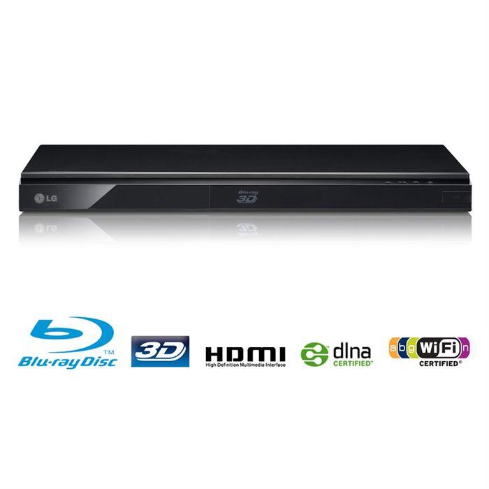 LG Lecteur Blu-ray 3D BP620
