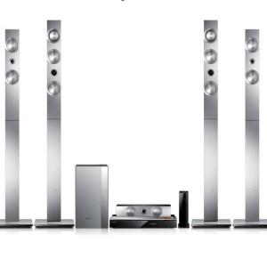 Samsung HT-F9759W 7.1 3D Blu-ray Heimkinosystem