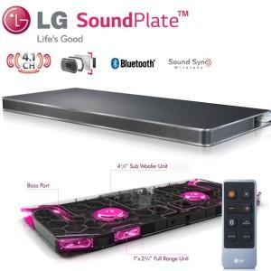 soundplate LAP341