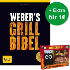 webers grillbibel plus shaun grill buch