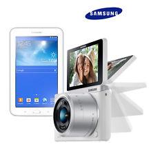 Samsung NX Mini plus Galaxy Tab 3 Lite