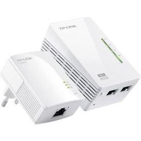 TP-Link TL-WPA2220KIT WLAN-N Powerline Netzwerkadapter