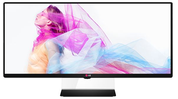 LG 34UM65-P 86,4 cm (34 Zoll) IPS LED-Monitor fü