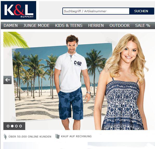 k und l