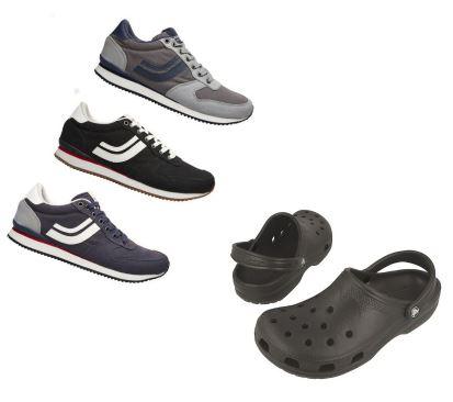 sneaker crogs