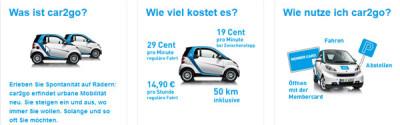Car2go-kostenlos