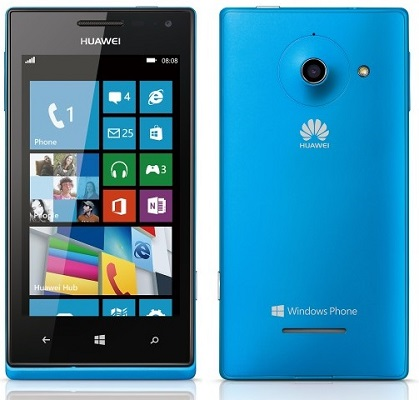 Huawei-Ascend-W1-Official