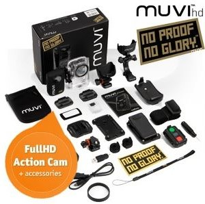 Veho 1080p Full HD Action-Cam Zubeh