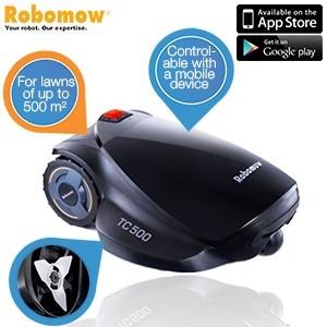 Roboter-Rasenmäher TC500 Robomow