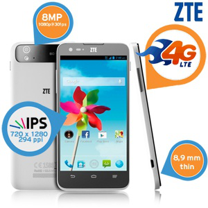 ZTE Grand S Flex 5″, Android 4.1