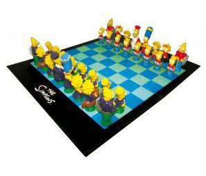 simpsons schach