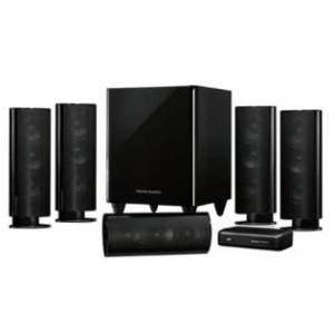 Harman Kardon HKTS 16 5.1 Lautsprechersystem schwarz