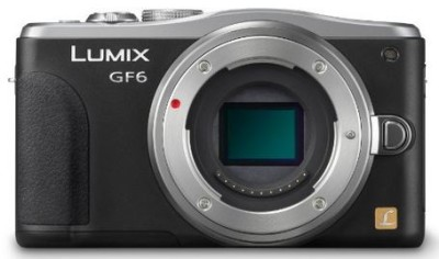 Panasonic DMC-GF6KEG9K LUMIX