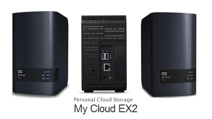 WD-MyCloud-EX2