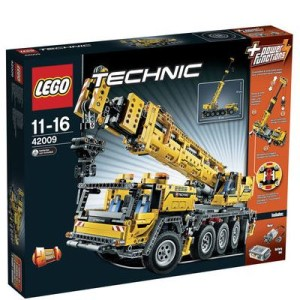 Lego Schwerlastkran Karstadt
