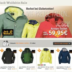 Globetrotter Sale mit bis zu 50% MyTopDeals