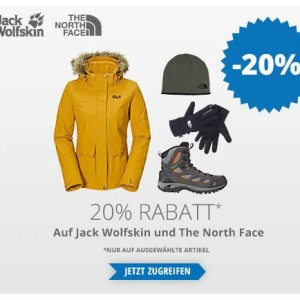 Engelhorn Wolfskin North Face