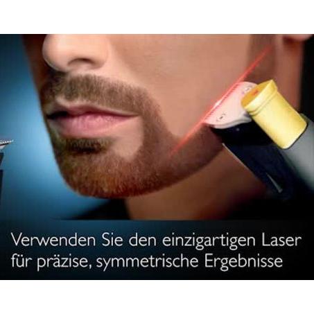 Philips BT9290/32 Weltweit erster Präzisions-Bartstyler mit Laser-Technologie