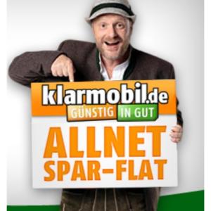 [TOP] D1: Klarmobil Allnet-Flat + 2GB UMTS für nur 9,99€ mtl.