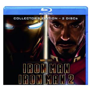 iron man 1+2