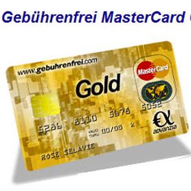 gratis Mastercard Gold