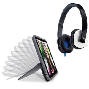 Logitech-Bundle-Any-Angle-for-iPad-Mini-mit-gratis-Kopfhörer-UE-4000