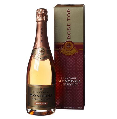 Pommery Rose Pinot Noir Brut