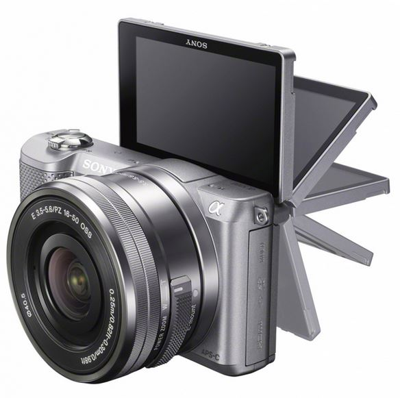 Sony Alpha 5000 Kit