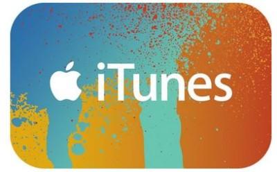 iTunes Code - bis zu 20% Rabatt