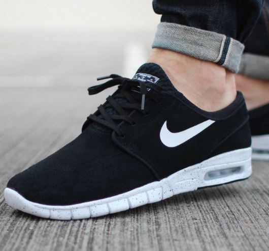 Nike Janoski Damen Grau