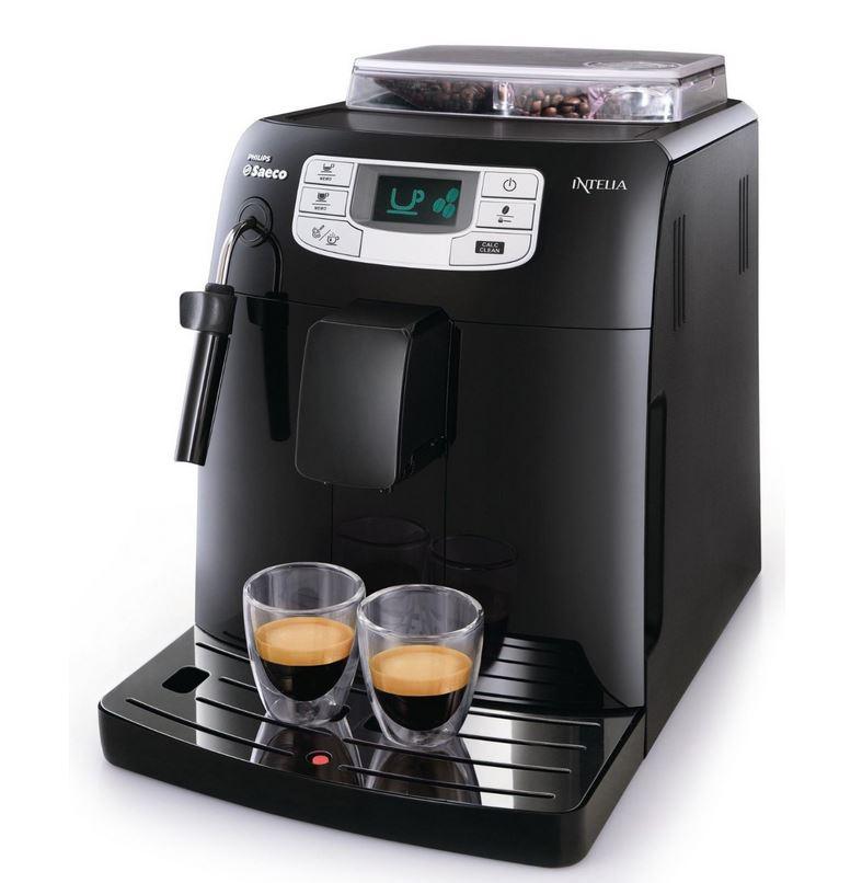 Saeco HD8751 11 Intelia Kaffeevollautomat