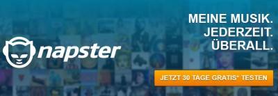 Gratis 30 Tage Napster Premium Mytopdeals