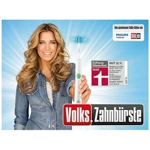 philips volks zahnbuerste