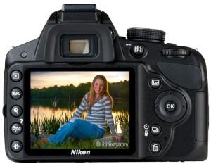 Nikon D3200x