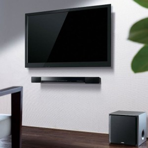 Yamaha YAS103 Soundbar (7.1-Kanal Surround Sound,