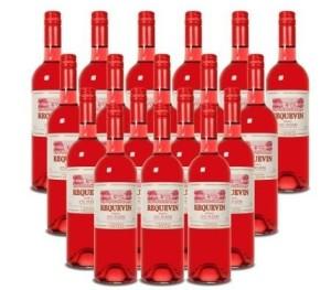 18x Bodegas Covinas Requevin Rose Weinvorteilx