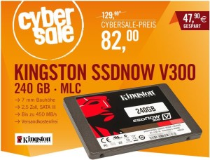 Kingston SSD V300 240GB
