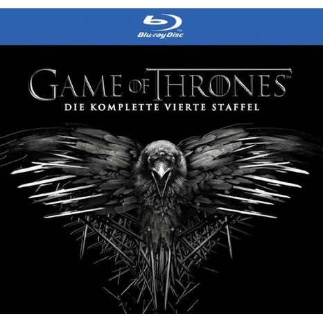 Game of Thrones - Staffel 4 - (5 Blu-ray)