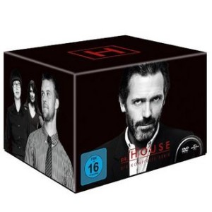 dr house box