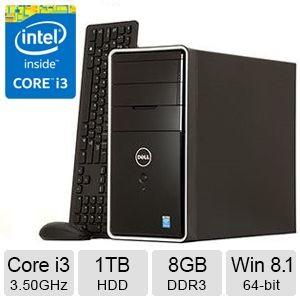 Dell Inspiron 3847 Desktop PC