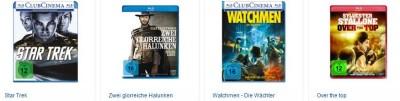Blu-rays für 20 EUR Gratis Lieferung mit Amazon Prime  So geht's: