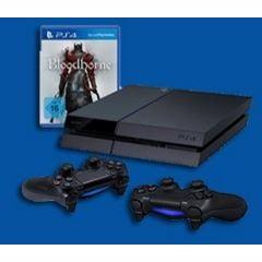 r und das Spiel Bloodborne in der Standard Edition für nur 399 EUR.