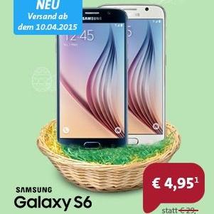 Vodafone Smart L + Galaxy S6